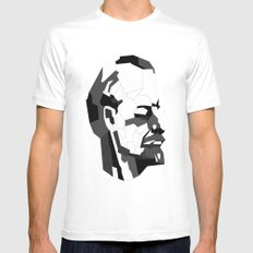 vladimir Mens Fitted Tee White SMALL