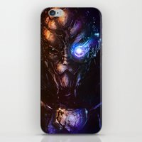 I'm in the middle of some calibrations iPhone & iPod Skin