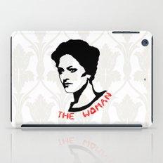 Irene Adler iPad Case
