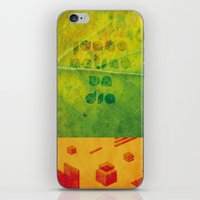 Un Dia iPhone & iPod Skin