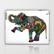 asian elephant white Laptop & iPad Skin