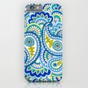 Paisley Puzzle iPhone & iPod Case
