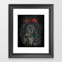 Nicodemus & The Rats Of … Framed Art Print