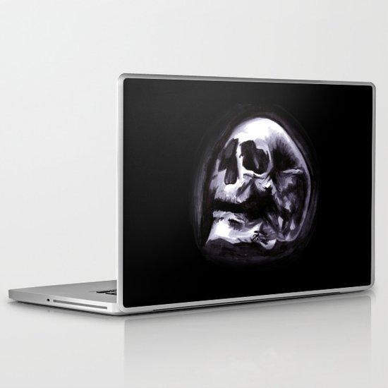 Bones VII Laptop & iPad Skin