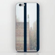 And On The Sixth Day, It Snowed iPhone & iPod Skin