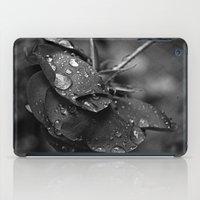 Rose Drops II  iPad Case