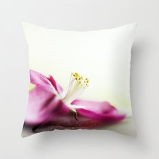 WHEN THE SUN RISES Throw Pillow