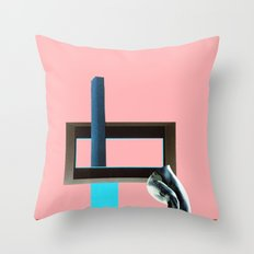 Meaningful Arrangements 1 Throw Pillow