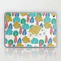 Happy Hermit Laptop & iPad Skin