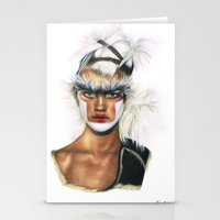 Fashion High. Stationery Cards