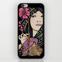 Tribal Artist iPhone & iPod Skin