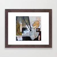 Pleasure of Execution Framed Art Print