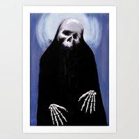 Soothe Art Print