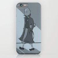 iPhone & iPod Case featuring The Belgian Journalist. by Liam Clark