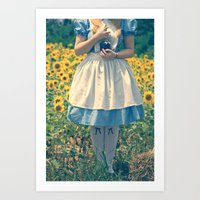 If I Had A World Of My Own... Art Print