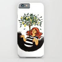 iPhone & iPod Case featuring Lemon Tree by Judith Chamizo