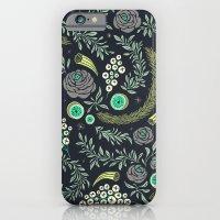 Winter's Eve Floral iPhone 6 Slim Case
