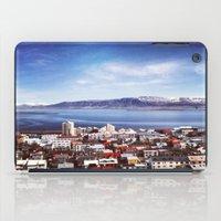 Reykjavik, Iceland iPad Case
