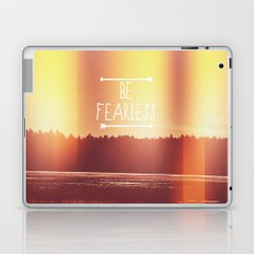 Be Fearless Laptop & iPad Skin