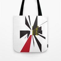 The Path    [POINT] [DIRECTION] [GOAL] [FOCUS] [ABSTRACT] Tote Bag