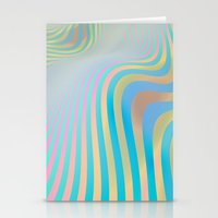 More Waves Stationery Cards