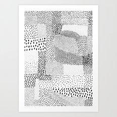 Graphic 81 Art Print