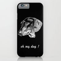 iPhone & iPod Case featuring oh my dog ! by mauro mondin