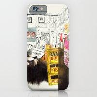 Tuesday Night Doors iPhone 6 Slim Case