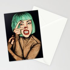 Vamp Stationery Cards