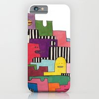 iPhone & iPod Case featuring Friendlies by Kelly Tucker