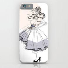 Poofy Dress iPhone 6s Slim Case