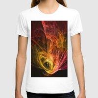 fractal T-shirts featuring Fractal by jbjart
