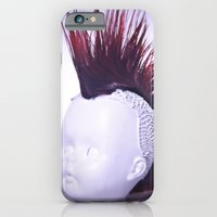 Rebelious Young Person iPhone 6 Slim Case