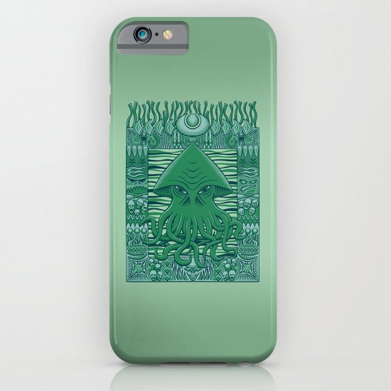 Dreamer in the Deep iPhone & iPod Case