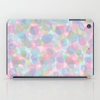 Pebbles Lavender iPad Case