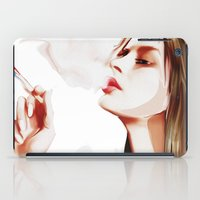 cigarette iPad Case