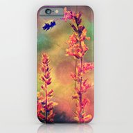 Bee N Wildflowers Diamon… iPhone 6 Slim Case