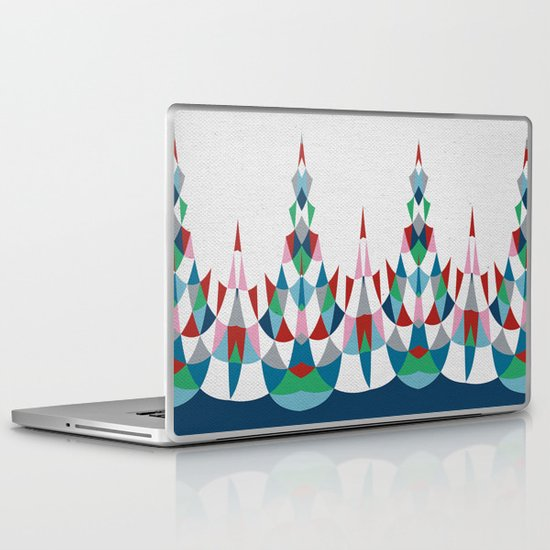 Modern Day #4 Laptop & iPad Skin