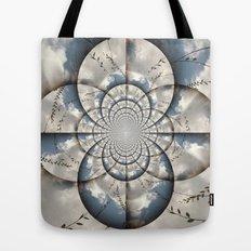 Hypnotic Sky Tote Bag