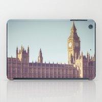Dreaming Big Ben iPad Case