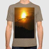 T-shirt featuring FULL SUNSET by Aztosaha