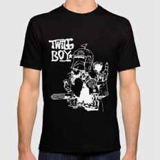 twigg boy (dark colors) Mens Fitted Tee Black SMALL