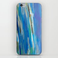 Spring Sky, Pacific iPhone & iPod Skin