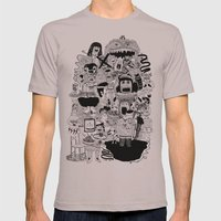 KIDS DOOM Mens Fitted Tee Cinder SMALL