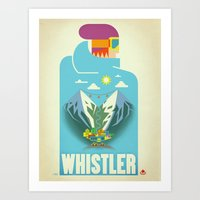 Vintage Whistler