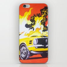Not Super Enough iPhone & iPod Skin