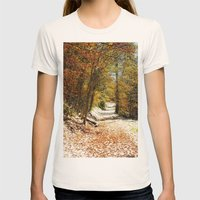 The First Snow Womens Fitted Tee Natural SMALL