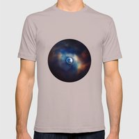 All great and precious things are lonely. Mens Fitted Tee Cinder SMALL