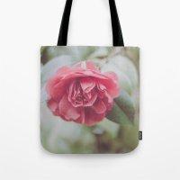 Rose Tree Tote Bag