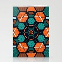 Pattern 5 Stationery Cards